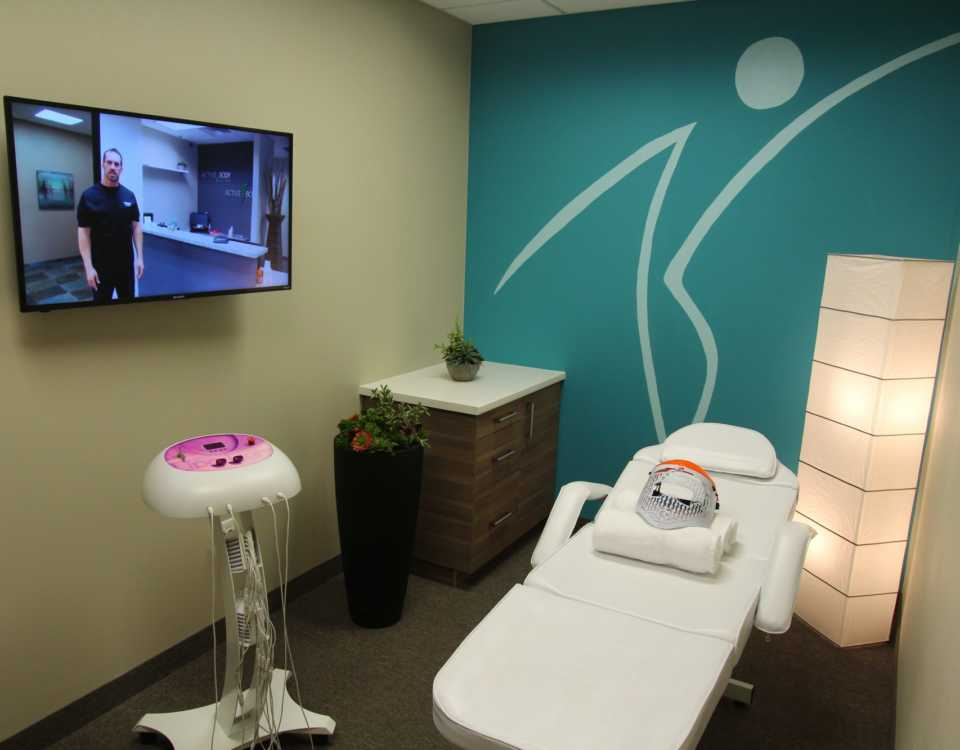 Active Body Sculpt treatment room